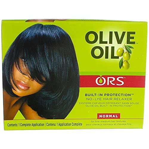 ORS (Organic Root Stimulator) – Défrisant normal sans soude, à l'huile d'olive