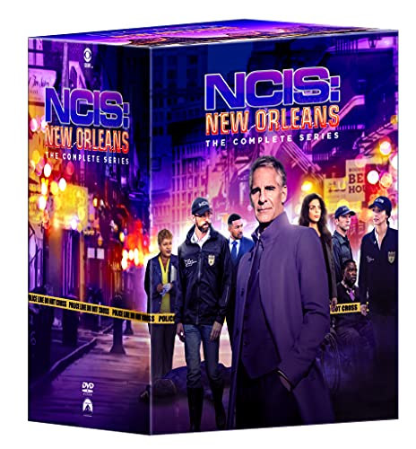 NCIS: New Orleans: The Complete Series