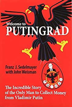 Hardcover Welcome to Putingrad Book