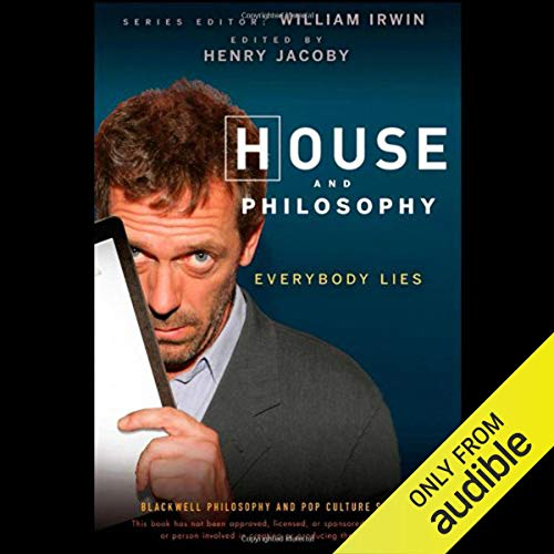 'House' and Philosophy copertina