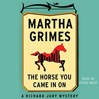 The Horse You Came in On audiobook cover art