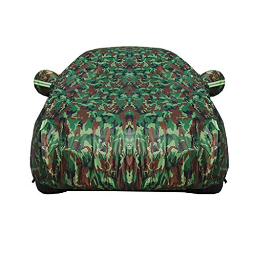 MXueei Autohoes Camouflage Oxford stoffen pak Toyo-ta Corolla Special Sun Protection Car Cover