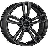 CER. L. CA673 LUFT MB ONLY FOR BMW 8,5x19 5x120 ET 47 72,6 MATT BLACK (Omol. ECEXXXX)