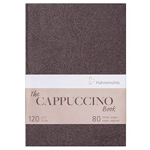 Skizzenbuch Hahnemühle The Cappuccino Book (A4)