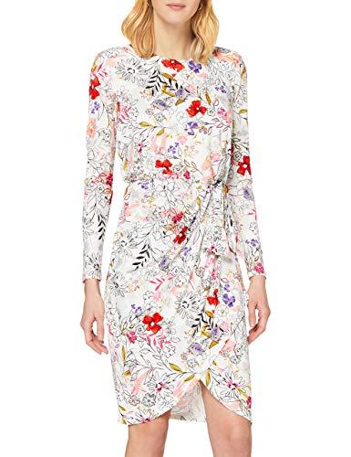 Gina Bacconi Damska sukienka z dżerseju z kwiatowym nadrukiem Klea