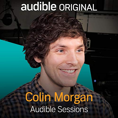Colin Morgan cover art