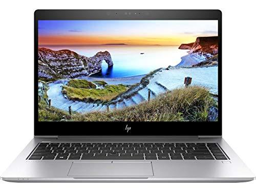 HP Elitebook 840 G5 14″ FHD (1920×1080) Business Laptop (Intel Quad-Core i5-8250U, 8GB DDR4 RAM, 256GB SSD) USB Type-C, HDMI, Windows 10 Pro (Renewed)