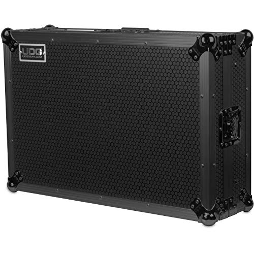 UDG Ultimate Flight Case Pioneer DDJ-800 Black Plus (Estante para la...