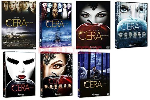 C'ERA UNA VOLTA - Serie completa - Stagioni da 1 a 7 (41 DVD) - Cofanetti singoli, italiani