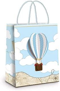 hot air balloon favor bags