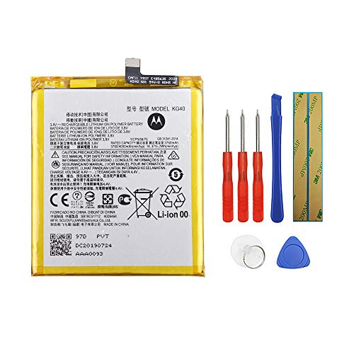 moto g battery replacement - 5