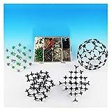 robots master Simple Conveniente 202 Set de Estructura del átomo Juego de Modelo Molecular químico Moléculas inorgánicas orgánicas Moléculas Regalos de Juguetes educativos