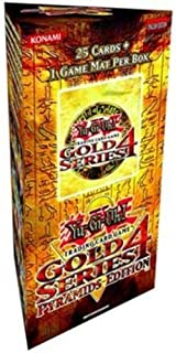 Yu-Gi-Oh! TCG: Gold Series 4 Box