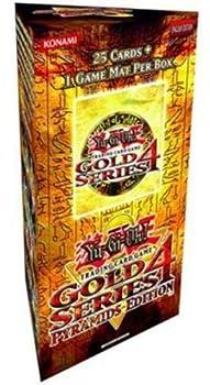 Yu-Gi-Oh! TCG  Gold Series 4 Box
