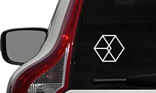 exo sticker design