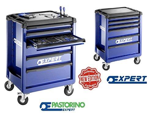CARRELLO PORTAUTENSILI 7 CASSETTI PASTORINO EXPERT E010105