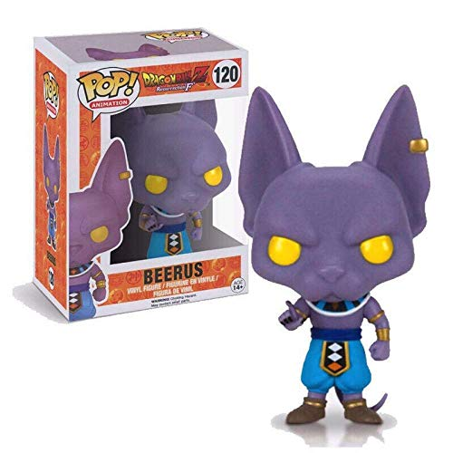 CXNY Banpresto Dragon Ball Der Super Warriors Special Figur-Super Saiyajin Dragon Ball Z Beerus