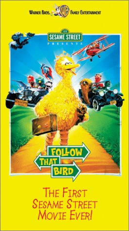 Sesame Street Presents Follow that Bird [VHS]