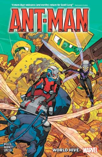ANT-MAN: WORLDHIVE TPB
