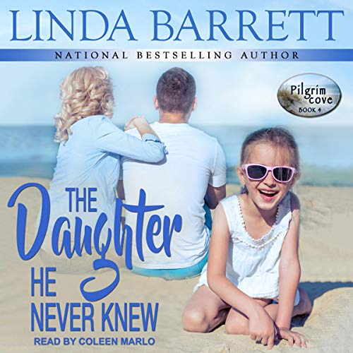 The Daughter He Never Knew cover art