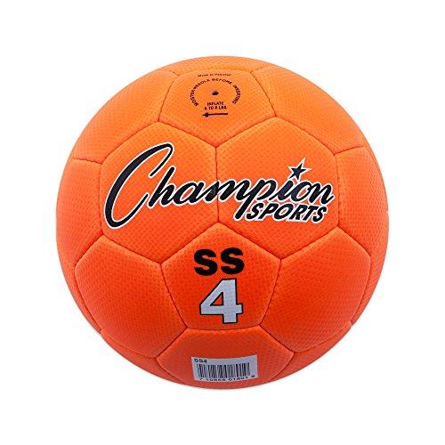 Champion Sports Size 4 Super Soft Soccer Ball