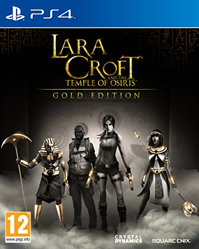 Lara Croft and the Temple of Osiris Gold Edition (Sony PS4) [Import UK]