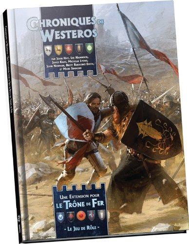 Edge - Ubirtf05 - Jeu De Rôle - Le Trône De Fer - Chroniques De Westeros