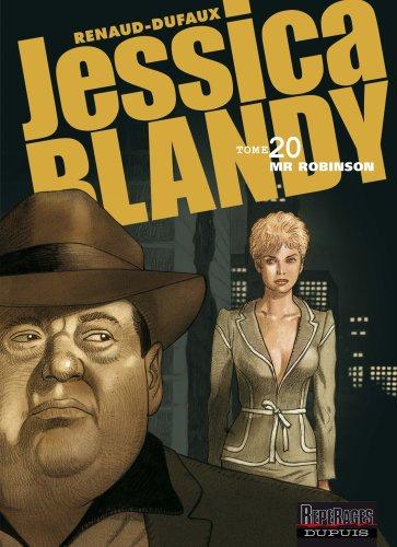 Jessica Blandy, Tome 20 : Mr Robinson
