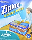 Ziploc Flexible Totes Jumbo, 1 CT (Pack - 3)