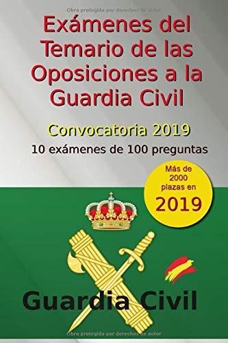 Exámenes del Temario de las Oposiciones a la Guardia Civil - Convocat