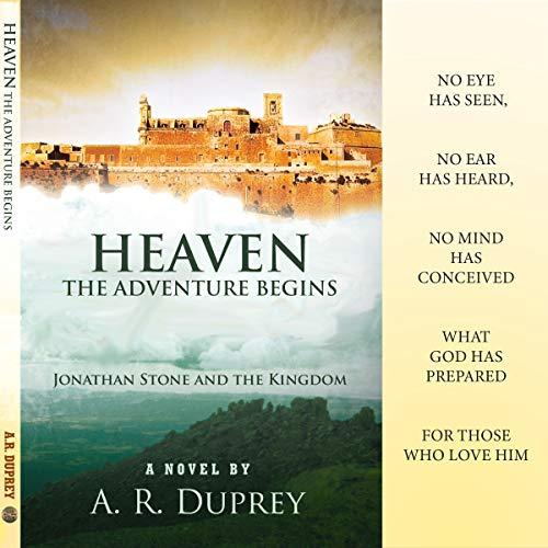 Heaven: The Adventure Begins audiobook cover art