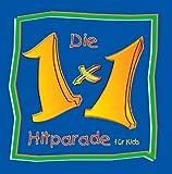 Die 1 x 1 Hitparade für Kids. CD.