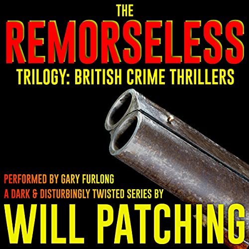 The Remorseless Trilogy cover art