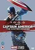 Captain America: The Winter Soldier [Italia] [DVD]