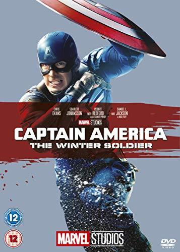 Captain America: The Winter Soldier [Edizione: Paesi Bassi] [Edizione: Regno Unito]