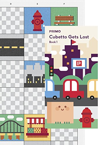 Primo Toys PRIMO010A-EN Big City Adventure Pack