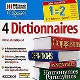 4 Dictionnaires -