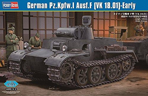 German Pzkpfw.I Ausf.F (VK1801) (Plastic model)