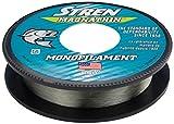 Stren MagnaThin Monofile Angelschnur, Walleye, 330-Yard/10-Pound