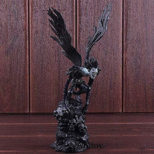 lkw-love Deathnote Death Note Offizielle Filmanleitung Ryuuku Ryuk Death Note Figur Action PVC Sammeln Modell Spielzeug 28 cm