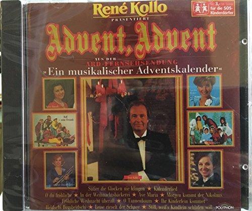 René Kollo präsentiert ADVENT, ADVENT - Ein musikalischer Adventskalender (aus der ARD-Fernsehsendung)