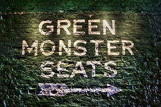 green monster fenway seats