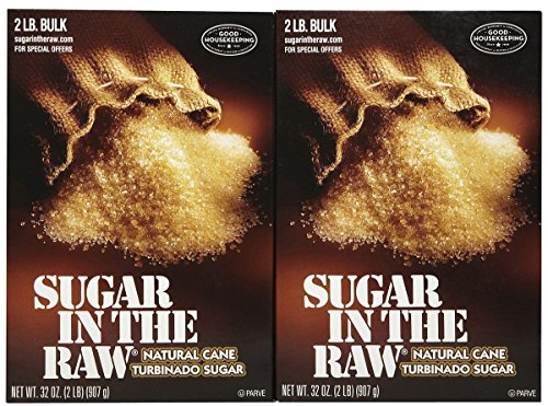 Sugar in the Raw Unrefined Sugar - 32 oz - 2 pk