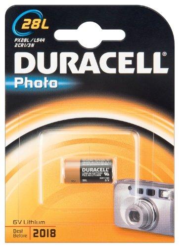 Foto Batterie Duracell Typ V28PX 1er Blister, Lithium, 6V