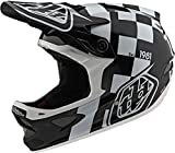 Troy Lee Designs Adult | BMX | Downhill | Mountain Bike | Full Face D3 Fiberlite Raceshop Helmet...