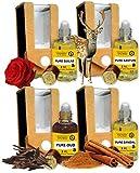 Parag Fragrances Gulab Attar, Kasturi Attar, Oud Attar And Chandan/Sandal Attar - 3