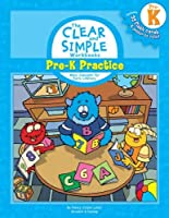 (Pre-K) Pre-K Practice (Clear and Simple)