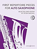 First Repertoire Pieces for Alto Saxophone
