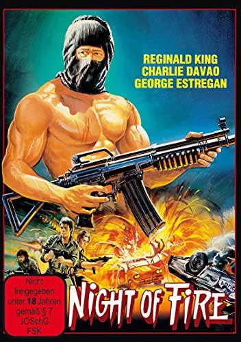 Night of Fire (inkl. Bonusfilm Delta Terror)