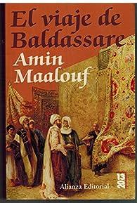 El viaje de Baldassare par Amin Maalouf